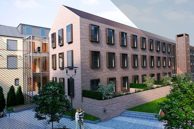 Thumbnail Flat for sale in Leigh Street, High Wycombe