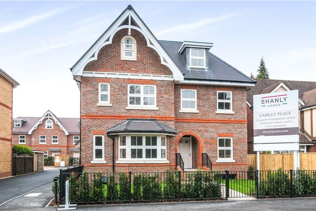Thumbnail Semi-detached house for sale in Lower Cookham Road, Maidenhead