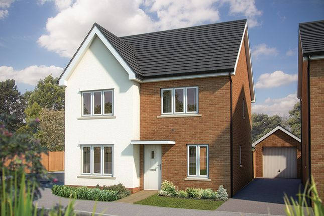 "Thumbnail Detached house for sale in ""The Juniper"" at Mcnamara Street, Longhedge, Salisbury"