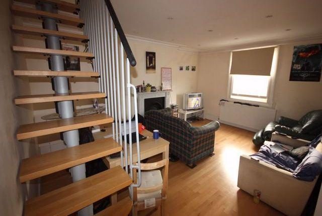 Thumbnail Maisonette to rent in Tollington Park, Finsbury Park, London