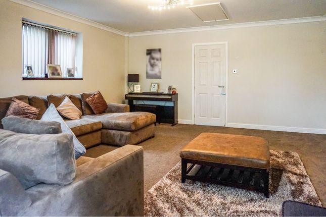Sitting Room of Cromwell Court, Bradford BD9