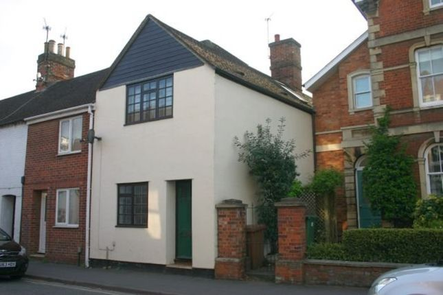 Thumbnail End terrace house to rent in Spring Road, Abingdon