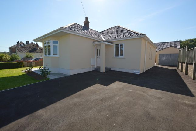 Thumbnail Detached bungalow for sale in Chilcompton Road, Midsomer Norton, Radstock