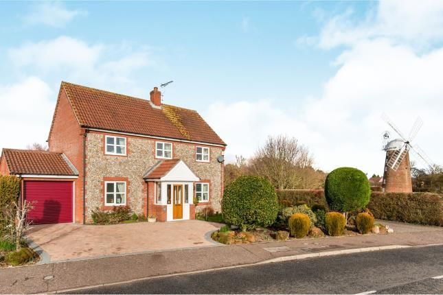 Thumbnail Detached house for sale in Dereham, Norfolk