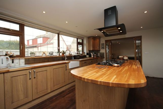 Thumbnail Detached house for sale in Kenn Road, Kenn, Clevedon