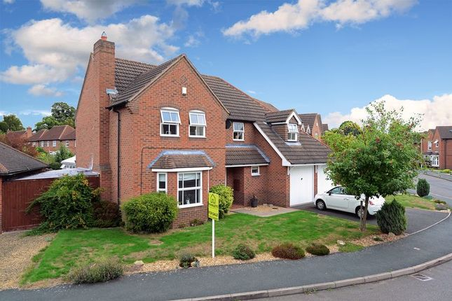 Thumbnail Detached house for sale in 16 Shoveller Drive, Apley, Telford