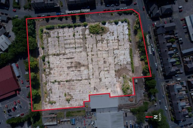 Thumbnail Land for sale in Nelson Street, Former Hadrian Mill Site, Carlisle