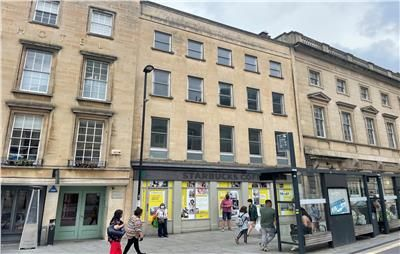 Thumbnail Retail premises to let in 13-14 High Street, Bath, Bath And North East Somerset
