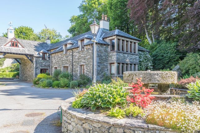 Thumbnail Flat for sale in 9 High Park House, Oxenholme, Nr Kendal