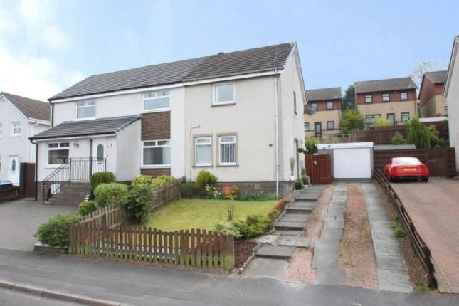 Thumbnail Semi-detached house for sale in Easton Drive, Shieldhill, Falkirk, Stirlingshire