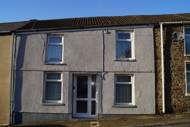 Thumbnail Terraced house for sale in Navigation Street, Mountain Ash