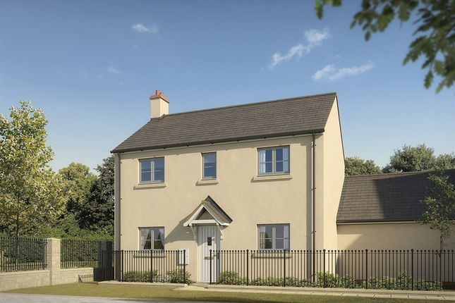 """Thumbnail Semi-detached house for sale in """"The Ebbw"""" at Darcy Business Park, Llandarcy, Neath"""