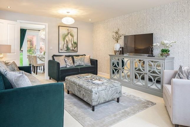 """Thumbnail Detached house for sale in """"Chelworth"""" at Phoenix Lane, Fernwood, Newark"""