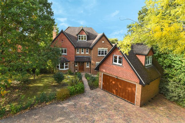 Thumbnail Detached house for sale in Kilnside, Goughs Lane, Bracknell, Berkshire