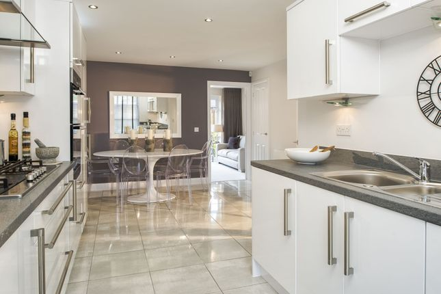 """3 bedroom end terrace house for sale in """"Ashurst"""" at Temple Inn Lane, Temple Cloud, Bristol"""