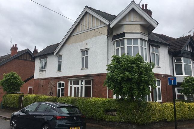 Thumbnail Terraced house to rent in St Ann`S Road, Stoke