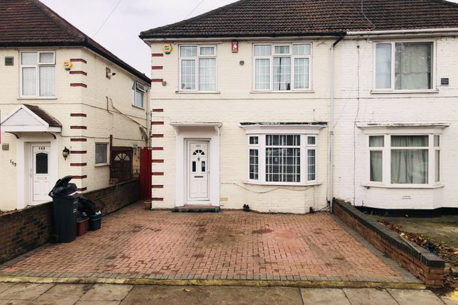Thumbnail Semi-detached house for sale in Spring Grove Road, Hounslow