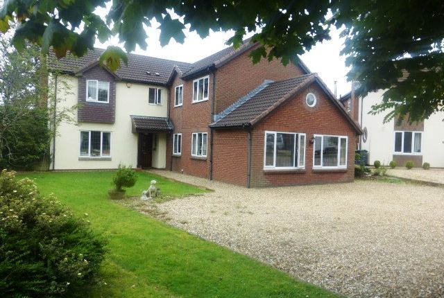 Thumbnail Detached house for sale in The Court, Lisvane, Cardiff