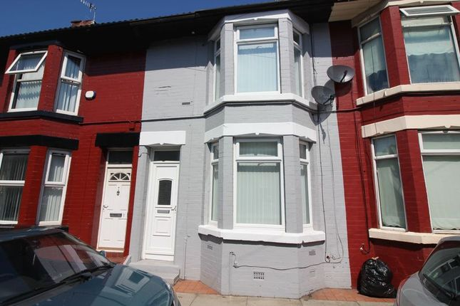 Thumbnail Terraced house to rent in Hinton Street, Litherland, Liverpool