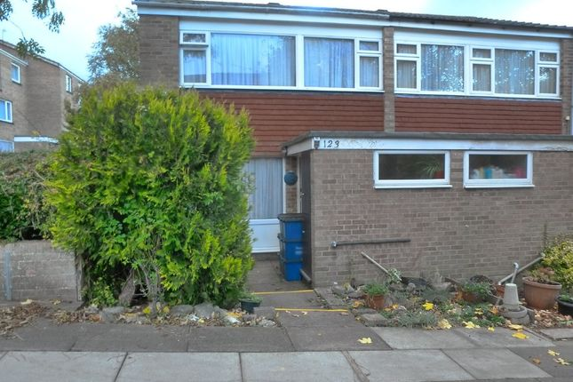 Thumbnail End terrace house for sale in Friars Wood, Pixton Way, Croydon