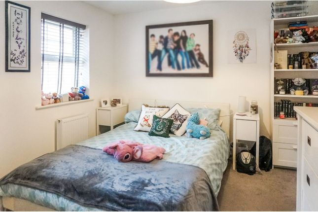 Bedroom Two of Montefiore Drive, Sarisbury Green, Southampton SO31