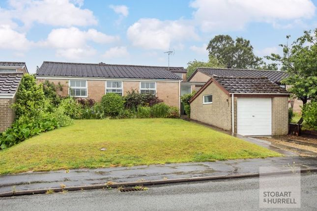 3 bed detached bungalow for sale in St. Michaels Way, Brundall, Norfolk NR13
