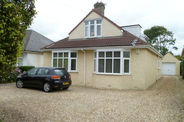 Thumbnail Detached bungalow for sale in Locking Road, Worle, Weston-Super-Mare