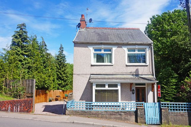 Thumbnail Detached house for sale in Penallta Road, Ystrad Mynach, Hengoed
