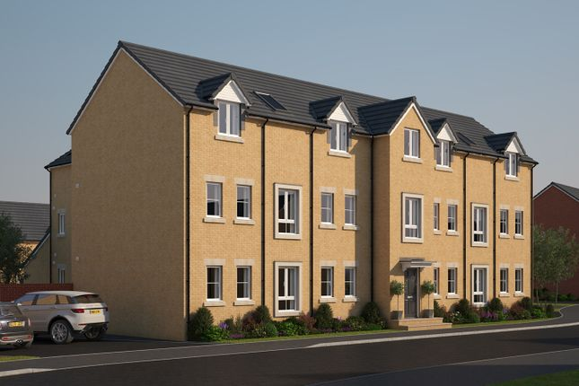 """Thumbnail Flat for sale in """"The Feniton Apartments - First Floor 2 Bed"""" at Swallow Field, Roundswell, Barnstaple"""