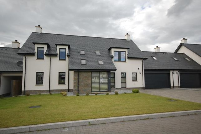 Thumbnail Detached house to rent in The Green, Glithno, Stonehaven, Aberdeenshire