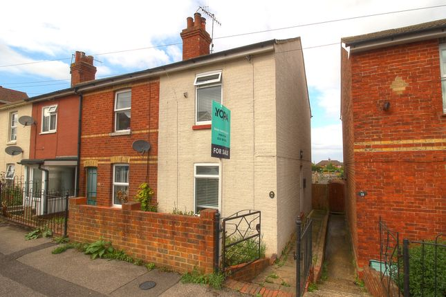 Thumbnail End terrace house for sale in Great Brooms Road, Tunbridge Wells