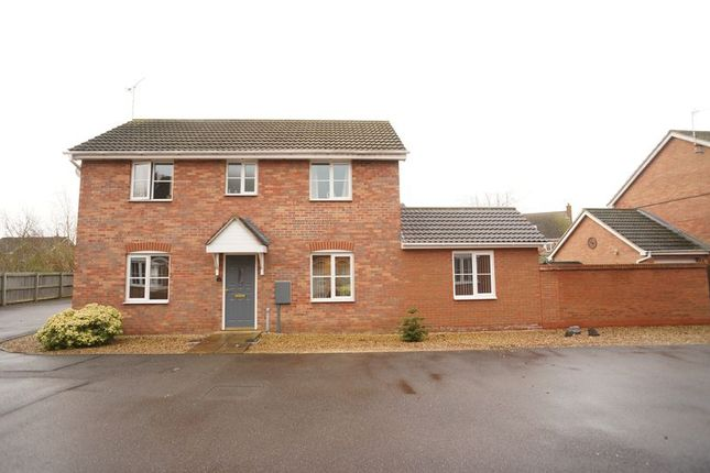 Thumbnail Detached house for sale in Shearers Drive, Spalding