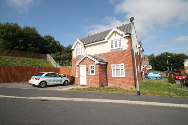 Thumbnail Detached house to rent in Borrowdale Crescent, Leeds