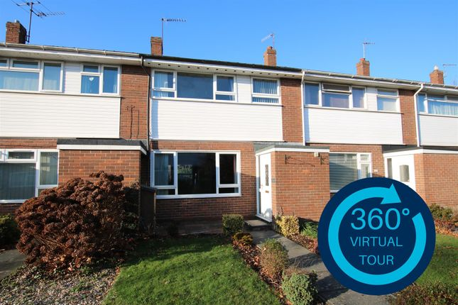 3 bed terraced house for sale in Topsham Road, Exeter