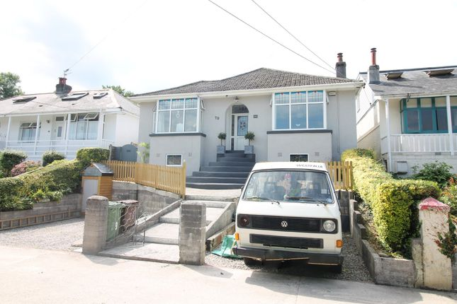 Thumbnail Detached bungalow for sale in Underlane, Plympton, Plymouth
