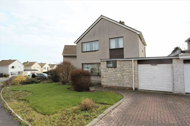Thumbnail Detached house for sale in Voss Park Drive, Boverton, Llantwit Major