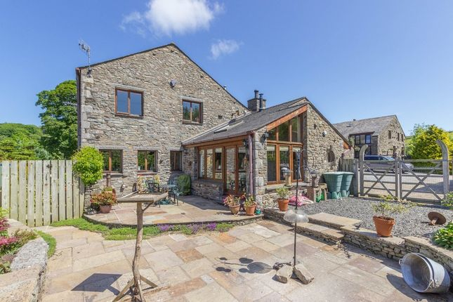 Thumbnail Barn conversion for sale in Gatebeck, Kendal