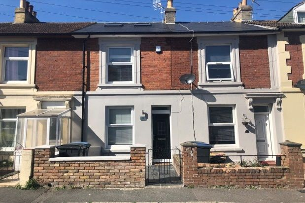 Thumbnail Terraced house to rent in Wood Street, Dover