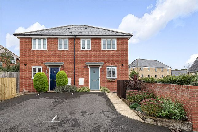 2 bed semi-detached house for sale in Palmer Road, Faringdon SN7