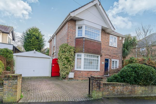 Thumbnail Detached house for sale in Butterfield Road, Bassett, Southampton