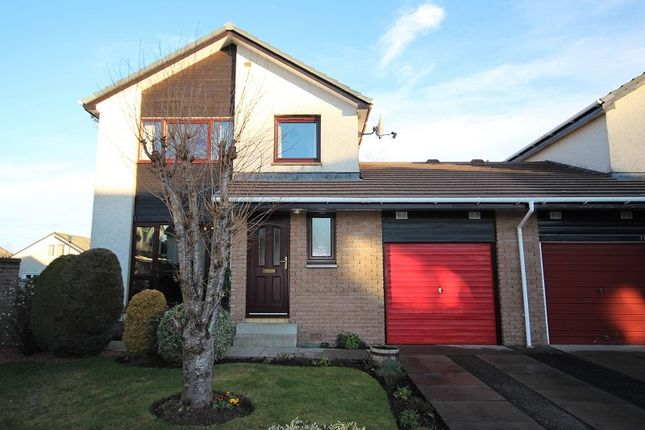 Thumbnail Detached house for sale in 72 Holm Park, Holm, Inverness