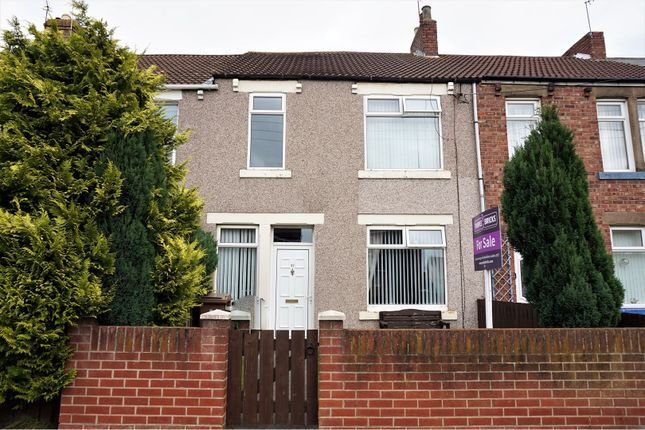 Thumbnail Terraced house for sale in Wansbeck Road, Cramlington