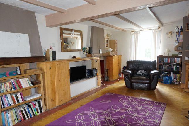 Thumbnail Detached house for sale in Dyffryn Terrace, Pontypridd