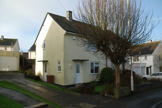 Thumbnail Semi-detached house to rent in Pomphlett Farm Industrial, Broxton Drive, Plymouth