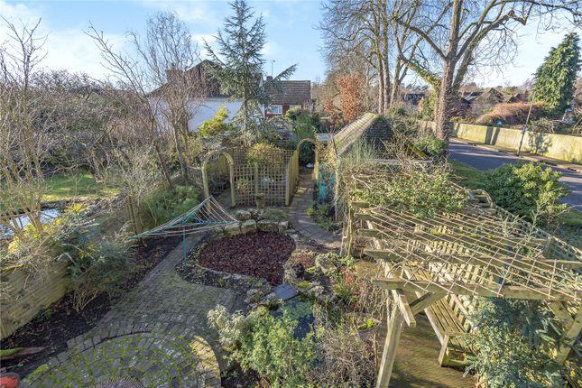 View Of Garden of Sandfield Road, Headington, Oxford OX3
