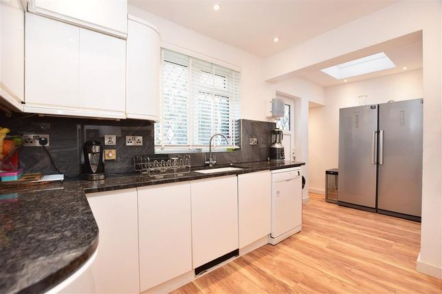 Thumbnail Semi-detached house for sale in Whyteleafe Hill, Whyteleafe, Surrey