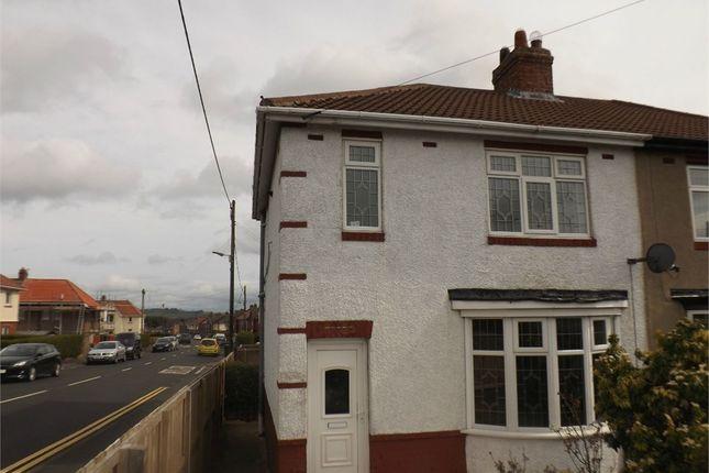 Thumbnail Terraced house to rent in Delves Lane, Consett, Durham