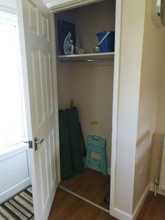 Built In Storage Cupboard