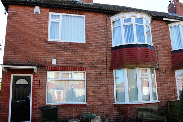 Thumbnail Flat to rent in Bingfield Gardens, Fenham, Newcastle