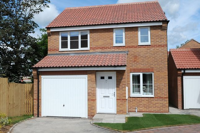 "Thumbnail Semi-detached house for sale in ""The Rufford "" at Bawler Road, Monkton Heathfield, Taunton"